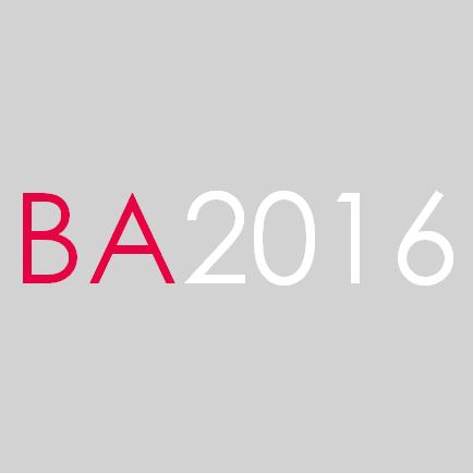 Hodnocení BA 2016
